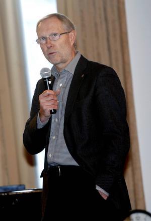 Länsråd Sten-Olov Altin är tillförordnad landshövding i några veckor framåt.