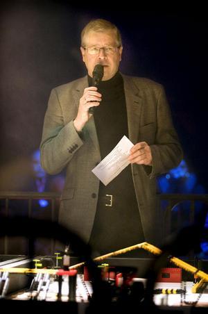 Ingemar Skogö. FOTO: ANDERS FORNGREN