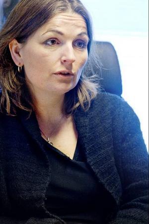 Eva-Märet Nordenberg är rektor på Böle byskola.