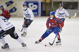 Edsbyns Hans Andersson är inte imponerad över lagets insats under hösten.