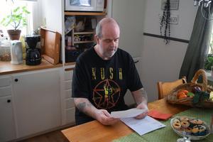 Hade läkaren dragit rätt slutsatser efter sin diagnos hade Mikael Matsson sluppit mycket besvär.