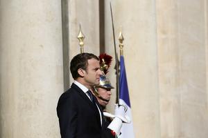 Har Macron hittat balanspunkten för framtiden?