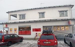 Vad som ska hända med gamla butikslokalen i Opsahden är inget man vet i dagsläget.FOTO:LEIF OLSSON