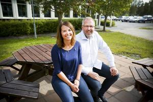 Martine Eng och Peter Bergman, Socialdemokraternas första namn i Åre kommun, har varit runt om i kommunen för att höra vad väljarna tycker är viktigast. De flesta lyfter upp bostadsfrågan, menar Bergman.