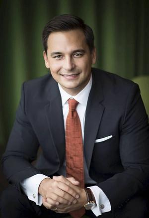 Andreas Hatzigeorgiou, chefsekonom på Stockholms Handelskammare är en av årets supertalanger enligt Veckans Affärer.