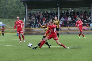 Anundsjö-Friska Viljor i en träningsmatch 2015.