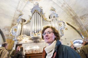 Karin Gadde Jennische från kulturenheten på länsstyrelsen var på plats för att lyssna på planerna.
