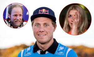 Bill Impola sågar norrmännens (här Martin Johnsrud Sundby och Therese Johaug) dopningskultur (arkivfoto).
