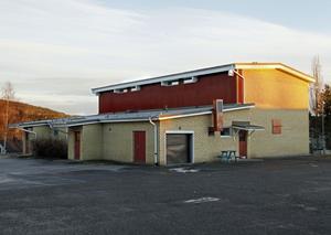 Skolans gymnastiklokal övertas av Lugnviks IF.