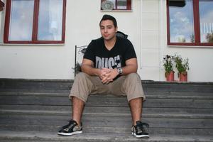Nu är det Musikmakarna i Örnsköldsvik som gäller för Damian Ardestani.