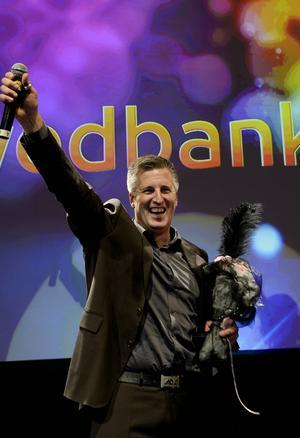En Ö-vikare driver Årets Tillväxtföretag i Västernorrland. Mats-Ove Eriksson är namnet.