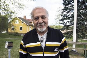 Bashar Hammoush, filmens regissör.