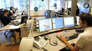 Larmcentralen i Gävle läggs ner sommaren 2013.