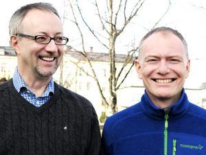 Docenterna Peter Öberg från Högskolan i Gävle och Torbjörn Bildtgård från Stockholms universitet har genomfört forskningsprojektet ihop.