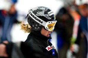 Anja Pärson får en ny konkurrent.