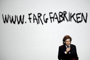 Etableringen av Färgfabriken Norr var decenniets största konsthändelse i stan. Jan Åman förförde och förledde.  Foto: Henrik Flygare