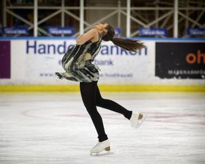 Felicia Faller har växt upp med Strand och Glysis-isen.