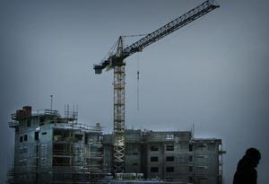 Mer krävs. Rödgröna får kritik för att bygga för få nya bostäder. Foto: VLT:s arkiv
