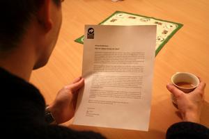 Kan du hjälpa Avesta att växa? Det frågade sig kommunen i det brev som alla invånare fick i december. Gensvaret blev magert – men nu ger man sig trots allt ut på en övertalningsturné.