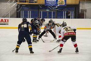 Storfavoriten Luleå tog hem matchen med 0-12.