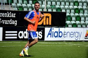 GIF Sundsvall släpper Granit Buzuki igen. Den här gången till IFK Luleå.
