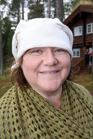 Karin Blomkvist, Funäsdalen:– De har bollat mycket med varandra men det har inte blivit mycket konkret.