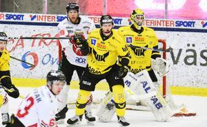 Douglas Alenbring vill ta stort ansvar när VIK Hockey ska försöka återvända till Hockeyallsvenskan.