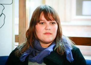 Linda Strömdahl skulle vilja utbilda sig inom teater men kommer att söka till utbildningarna till fritidspedagog och förskollärare i Umeå.