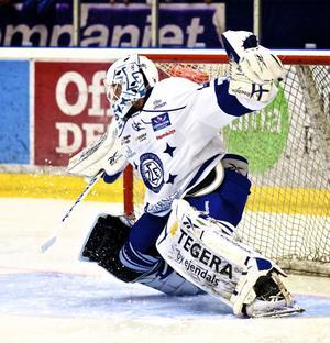 Erik Hanses spikade igen LIF-kassen under straffavgörandet och ordande två poäng åt Leksand.