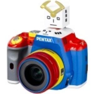 Kamerarobot från Pentax