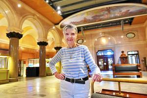 Barbro Westerholm (L), Sveriges äldsta riksdagsman, kommer att håller tal om när hon drev igenom att homosexualitet inte ska klassas som en psykisk sjukdom. Men även om sitt arbete i åldersdiskrimineringsfrågorna.