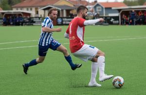 Säter och Kvarnsveden spelade 2–2 i lördagens möte på Säters IP.