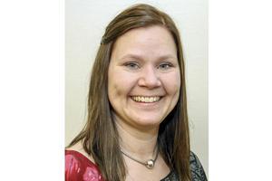 Lina Eklund är renhållningschef i Härjedalen.