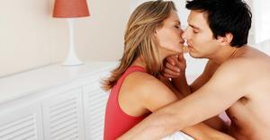 Släpp kravet på sex under semestern - så kanske lusten väcks av sig själv.