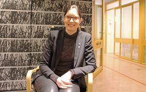 Eva Jackson, förvaltningschef på samhällsbyggnadskontoret.