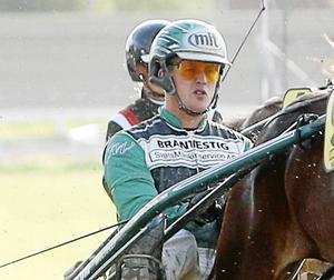 Jörgen Westholm kommer till start med ett antal hästar i V75-tävlingarna på Romme på påskdagen.