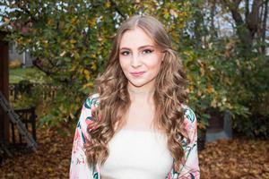 Molly Wikingson fyller 20 år den 12 november.