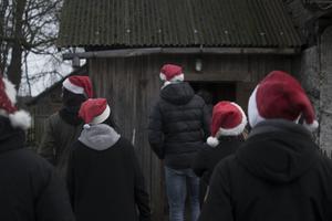Under mellandagarna kommer Situation Baltikum med julklappar till barnen i Gaujiena i Lettland.
