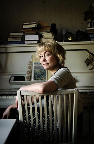 Maja Lundgren.