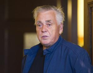 Sven-Erik Ekdahl växte upp på teatern, där hans föräldrar arbetade. Han delade med sig av många goda minnen.