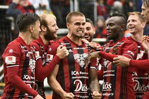 Det är nu möjligt att se ÖFK–Fola Esch på webben.