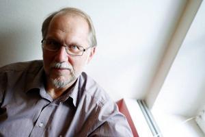 """""""Vi får aldrig stanna av i ambitionen att alltid göra tidningen bättre"""", säger Lennart Mattson, chefredaktör på Länstidningen. Foto: Henrik Flygare"""