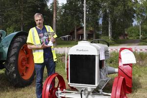 Vinnaren av priset publikens val blev Bengt Nordlund med sin Fordson traktor från 1924.