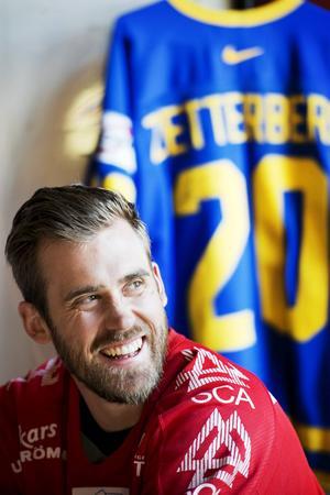 Henrik Zetterberg.