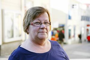 Ann-Christel Lodesjö, Östersund:   1. Vård- och omsorg   2. Vet ej, har inte röstat på flera val   3. Finns inget parti som tilltalar mig