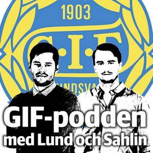 I GIF-podden pratar sportreportrarna Oskar Lund och Lukas Sahlin fotboll.