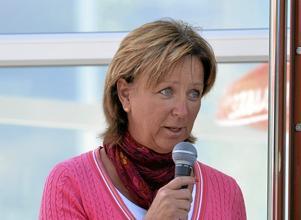 Solveig Oscarsson Kommunstyrelsens ordförande (S) Nora