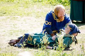 David Nordling som Arnljot.
