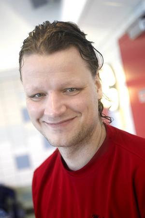 Mats Ivarsson är enhetschef på Fjärran Höjderbadet.