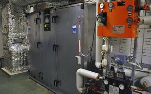 Genom att lära sig styra ventilationen bättre går det att spara pengar och energi. Foto: Pär Sönnert/Arkiv